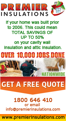 BER Insulation Company Wexford
